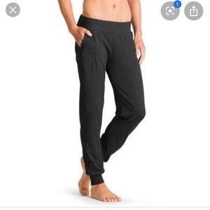 ATHLETA S Black No Sweatin It Pant Joggers